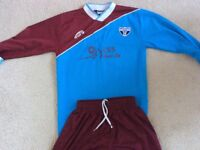 Football Shirts & Shorts 4 Sale only £15