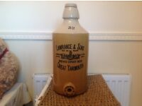 WANTED ALL OLD STONEWARE BOTTLES AND GLASS BREWERY ITEMS AND ADVERTISING
