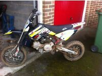 Km 140cc dirt bike