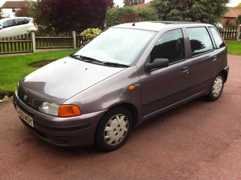 1998 s fiat punto 85sx 16v mot failure spares or repair in deal kent gumtree. Black Bedroom Furniture Sets. Home Design Ideas