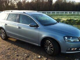 Volkswagen Passat Estate 2.0 TDI Sport BlueMotion (140PS) 5dr EXCELLENT FAMILY CAR ########***