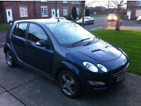 Smart forfour 1.3 manual. Funky car. Ready to drive away. ***Bargain price***
