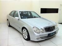 Mercedes-Benz E Class 2.7 E270 CDI Avantgarde 4dr - 12 Month MOT - 12 Month Warranty