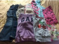 Girls clothes age 9-10