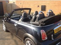STUNNING Mini COOPER CONVERTIBLE,VERY LOW MILEAGE 23K