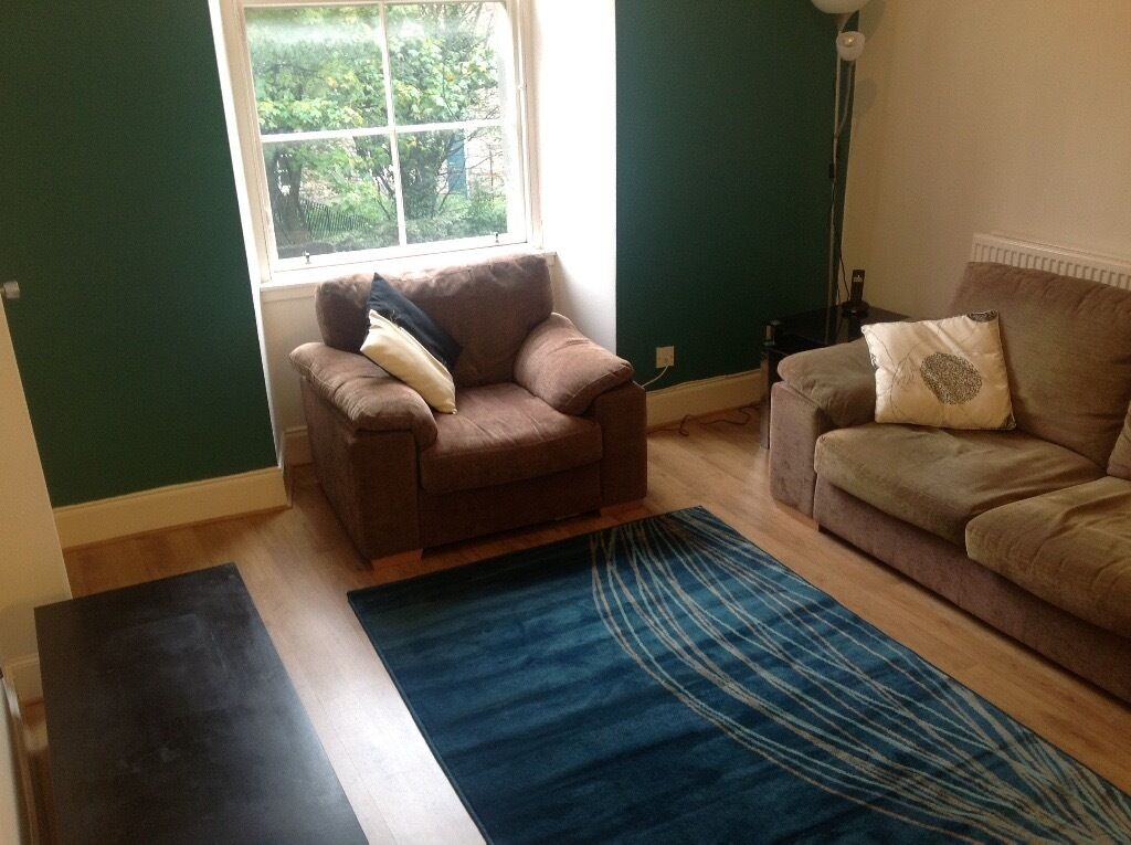 1 bedroom fully furnished 3rd floor flat to rent on Buccleuch ...