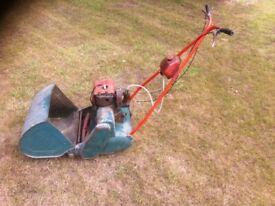 Suffolk Lawnmower