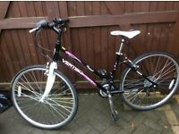 Ladies or girls bike in top condition like new lightweight 18 gears