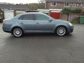 Vw Jetta | 2.0 Ltr TDI Sport 140 hp | 2007 | 4 Door Saloon | Diesel | New MOT| |FSH | Automatic