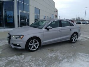 2015 Audi A3 Komfort. ACCIDENT FREE, WAS $35,900...NOW $32,900