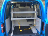 VW Caddy/Maxi racking