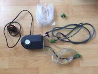 Aquarium Air Pump Ellite 802 and accessories, tel.07939958330