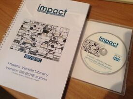 impact vehicle library version 52 2016 edition