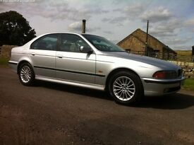 BMW 5 SERIES, E39 SHAPE. / MG TF.