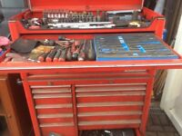 Snap no tool box and tools for sale