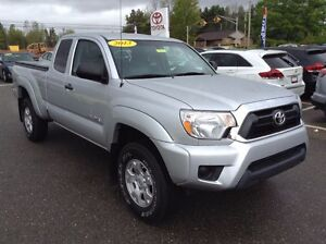 2013 Toyota Tacoma Access Cab V6 SR5 4WD ONLY $258 BIWEEKLY 0 DO