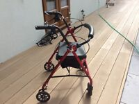 Rollator walker perfect condition