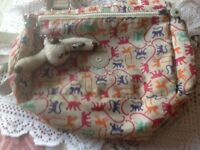 Assortment of Kipling bags
