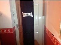 Lonsdale standing punch bag