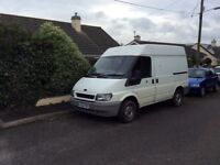 Ford Transit mid high top 2002