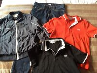 11-12 year old Boys original designer clothes bought from childs play.