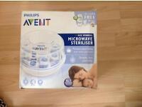 Advent microwave steriliser
