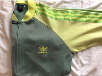 Adidas Originals Summer Style Tracksuit Zip Up Men's Large