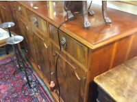 Cherrywood Sideboard : Free Glasgow delivery