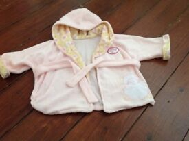 Baby Annabel's Dressing Gown