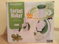 Sorbet Maker - quick and easy