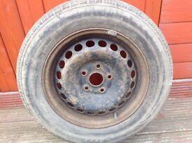 15 inch van wheel