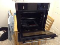 CDA SC212 Single fan oven, excellent condition