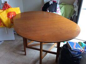 Vintage G Plan dining table
