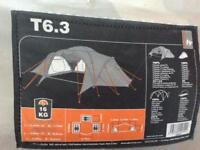 Tent - large 6 person Quechua- decathlon brand - barely used
