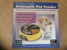 Pet Feeder Automatic
