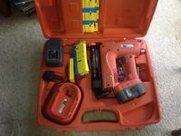 Tacwise master nailer / ranger 40 18v