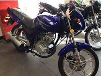 LIFAN LF125CC 9J MOTORCYCLE