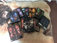 X files box sets.