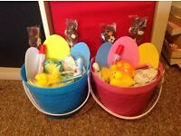 Children's Easter craft hampers