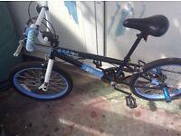 Almost bew BMX bike