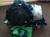 50 items of boys aged 6 to 9 months clothes