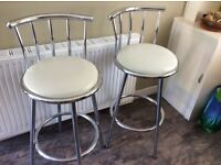 Two bar stool REDUCED