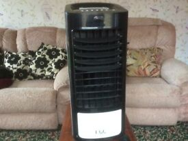 4in1 air cooler and heater