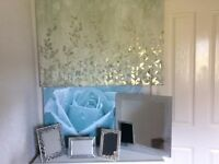 Modern blue home decorative bundle.