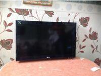 LG tv for spares/repairs
