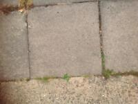 TOP QUALITY GRANITE CHIPPED PAVING SLABS.