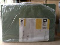 Diall Wood fibreboard green underlay 10 sheets 6mm