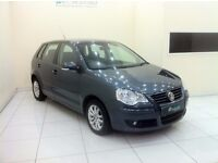 Volkswagen Polo 1.4 S 5dr - Automatic - 12 Month MOT - 12 Month Warranty - Full Service History