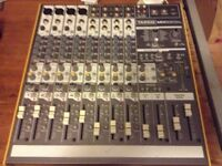 Tapco mix 260 fx - Mixing desk with effects