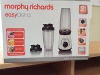 Morphy Richards easy blend BNIB
